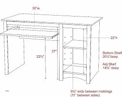 How To Measure L Shaped Desk Staples Desks And Chairs Beautiful Bestar Delta Tuscany Brown L