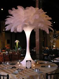 Centerpiece With Feathers by Centerpieces Feathers By Angel U0027s Blog
