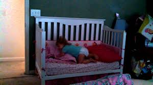 How To Convert Crib To Bed New Daybed Conversion