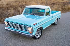 Ford Ranger Lmc Truck - this 1967 ford f 100 ranger proves heath taylor inherited great