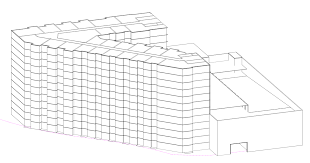 plans for 13 story downtown tower magnolia rose submitted to city