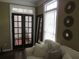 Interior White French Doors Tiffanyd New Foyer Progress And Black French Doors