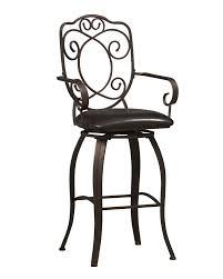 Oak Bar Stool With Back Furniture Swivel Bar Stools With Low Backs Stool X Back Black