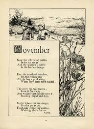november poem by k pyle old design shop blog