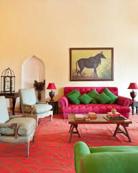 home interior design goa the colourful goa home of kitten and oliver musker the painting of