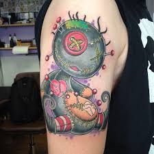 45 best hippy trippy tattoos ever made page 5 of 5 tattoomagz