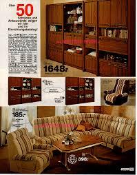 Wohnzimmer Quelle Wohnzimmer U2013 Otto Katalog U2013 Teil 1 1982