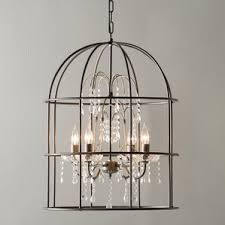 Metal Chandelier Frame Farmhouse Chandeliers Birch Lane