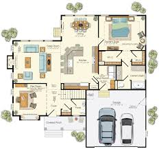 great room floor plans bella floor plan schell brothers