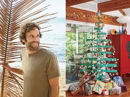 get beachy holiday inspiration from jack johnson u0027s christmas tree