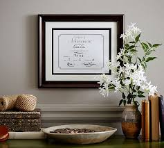 Pottery Barn Picture Frame Pottery Barn Photo Frames Display Frame Decorations