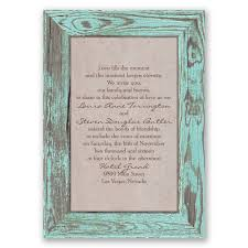 western wedding invitations rustic frame invitation invitations by