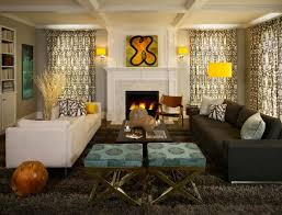 Designing A Small Living Room With Fireplace Living Room Curtains Design Ideas 2016 Small Design Ideas