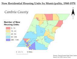 Cambria Map Maps Phmc U003e Pennsylvania U0027s Historic Suburbs