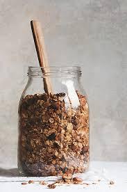 la cuisine de nathalie granola maison recette facile la cuisine de nathalie