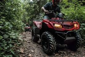 mudding four wheelers this little town is an unexpected atv paradise visit southern