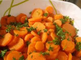 cuisiner les carottes carottes vichy recettes cuisine française