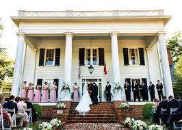 plantation weddings are