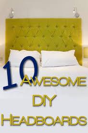 bedroom bed headboards diy cool do it yourself bold bedroom photo