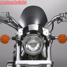 aliexpress com buy fork mount windscreen windshield for suzuki
