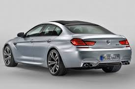 bmw coupe used 2014 bmw m6 gran coupe sedan pricing for sale edmunds