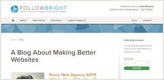 blog design ideas 75 best web design blogs for designers must follow in 2018