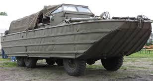 amphibious vehicle ww2 home
