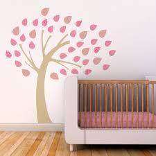 windy tree wall decal wall sticker leafy dreams nursery decals