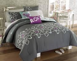 Girls Twin Bed In A Bag Bedding Trendy Teen Bedding Bed Setjpg Teen Bedding