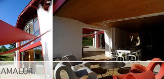 chambres d hotes urrugne amalur maison d hotes design de charme en aquitaine