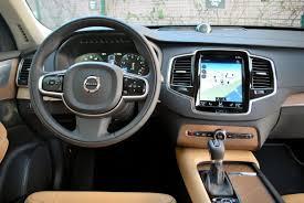 volvo xc90 2016 volvo xc90 first drive news cars com