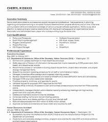 Qualifications In Resume Examples by Best Executive Assistant Resume Example Livecareer