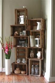idee deco bar maison 37 idées pour recycler une vieille caisse en bois avec originalité