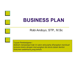 membuat business plan yang baik business plan 121023101726 phpapp01 thumbnail 4 jpg cb 1350987543