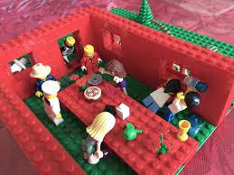 shanna s adventures lego thanksgiving diorama
