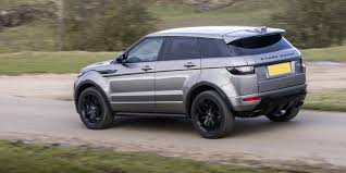 jeep range rover black range rover evoque specifications carwow