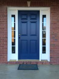 feng shui blue doors represent trust loyalty and stability the