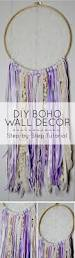 diy boho wall decor for your home dream catcher step by step