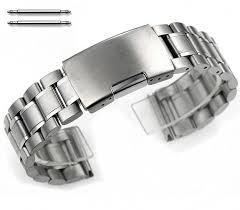 metal bracelet watches images Montblanc compatible stainless steel metal bracelet replacement gif
