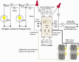 enjoyable design ideas outlet switch combo wiring diagram diagrams