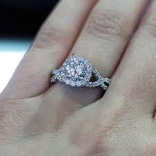 twisted shank engagement ring twisted shank engagement ring eye raymond jewelers