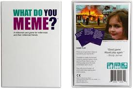 Meme Board Game - what do you meme funny cards games board games price review and