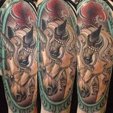 majestic unicorn tattoos with a bit of blood tam blog part 5