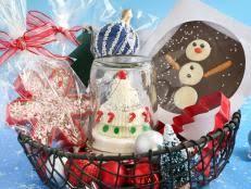christmas gift baskets hgtv