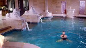 modern roman bath house video hgtv