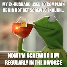 meme maker divorce