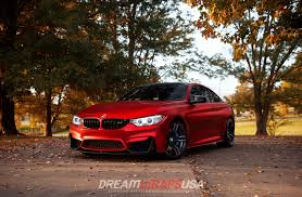matte red bmw dreamwrapsusa our work