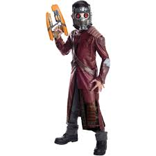 guardians of the galaxy deluxe star lord child halloween costume