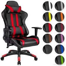 test fauteuil de bureau tectake chaise fauteuil siège de bureau racing test avis