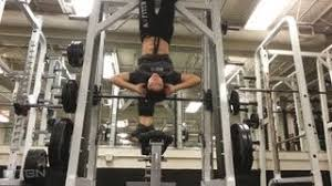 Upside Down Bench Best Bodyweight Abs Workout Inverted Upside Down Sit Ups